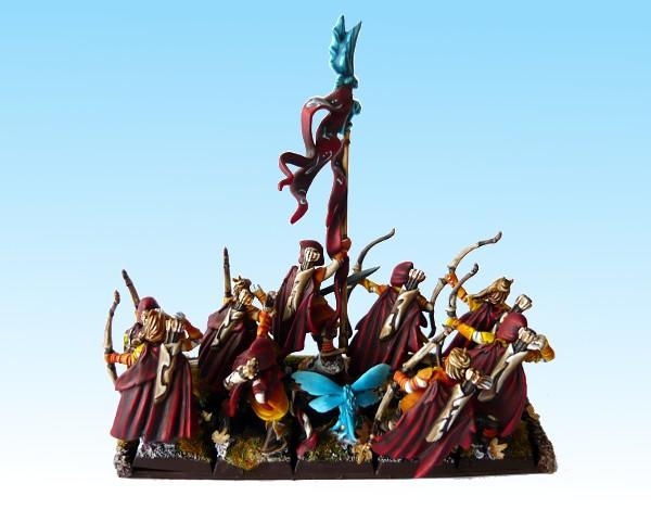 elves - Skavenblight's Wood Elves - Page 2 Glade_guards_15