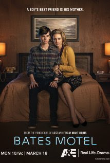 I'm Crazy About  Bates Motel!!