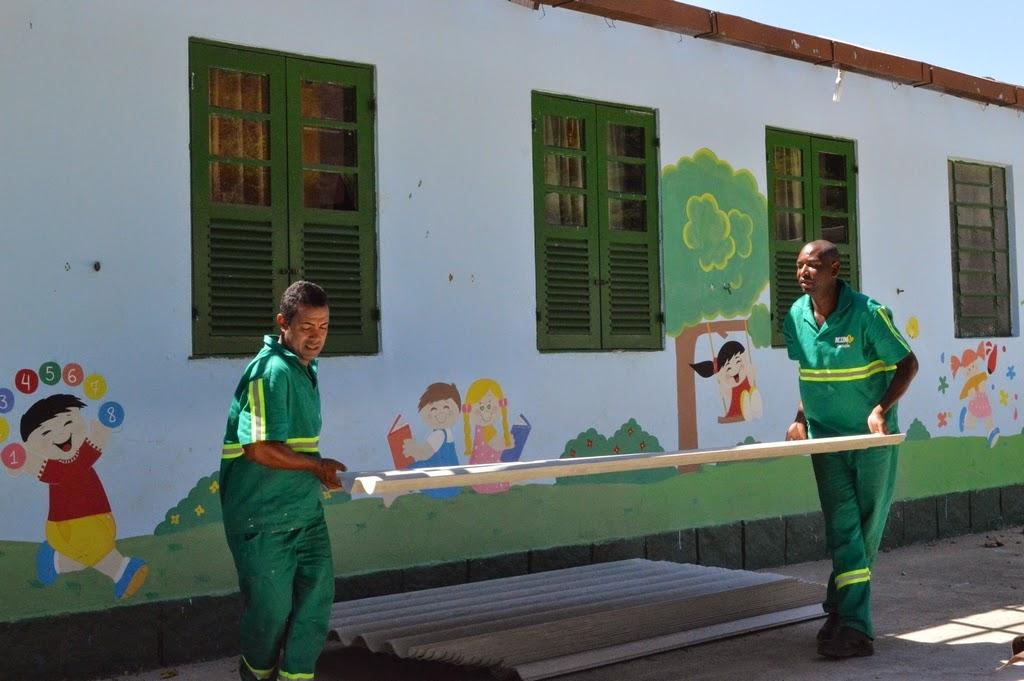 Prefeitura de Teresópolis intensifica reforma e revitalização de unidades de ensino