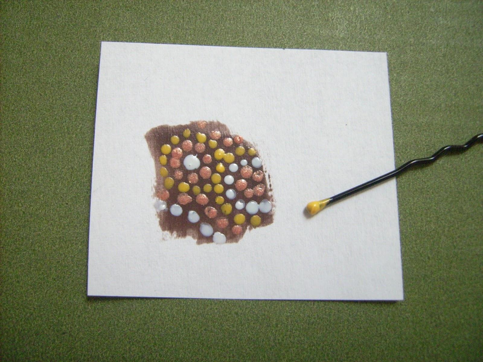 aboriginal nail art
