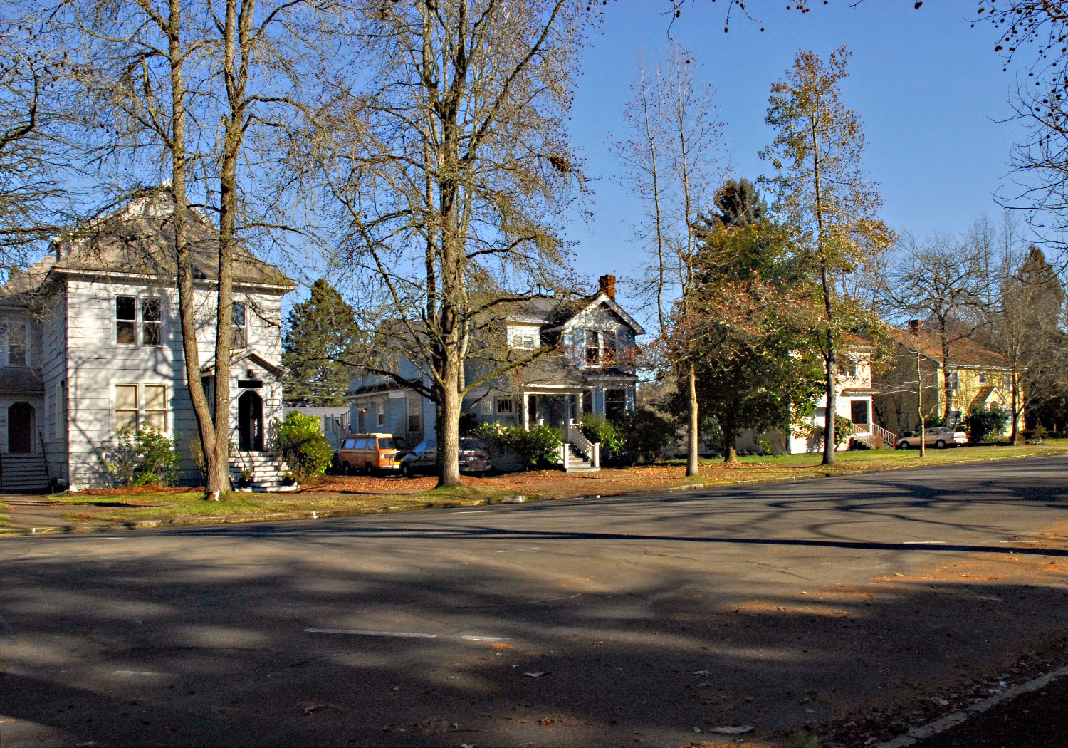 Court-Chemeketa Historic Residential District