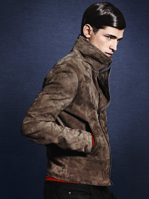 Zara Man : Fall Winter 2011 Campaign