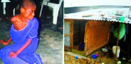 MYSTERY: Parents Cage Teenage Daughter For 2years In Bayelsa