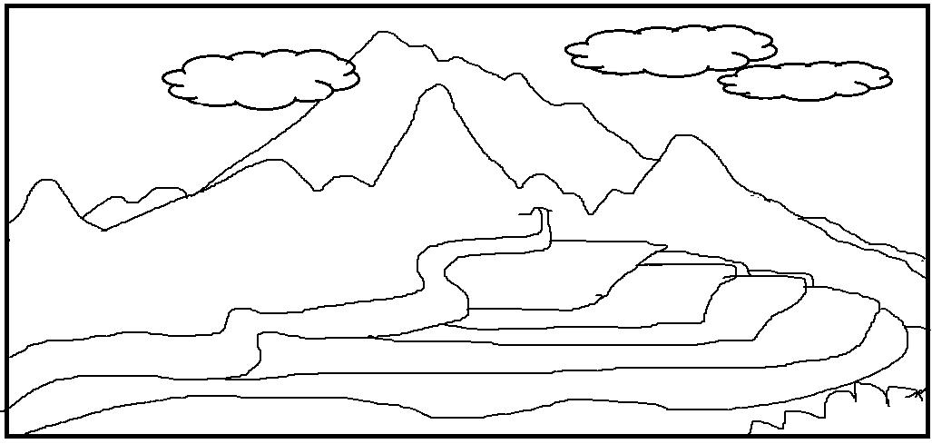 Keterampilan Menggambar Anak SD Kelas I