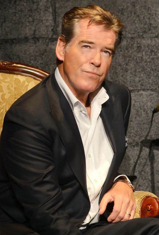 Irish Environmentist Pierce Brosnan HD Wallpapers