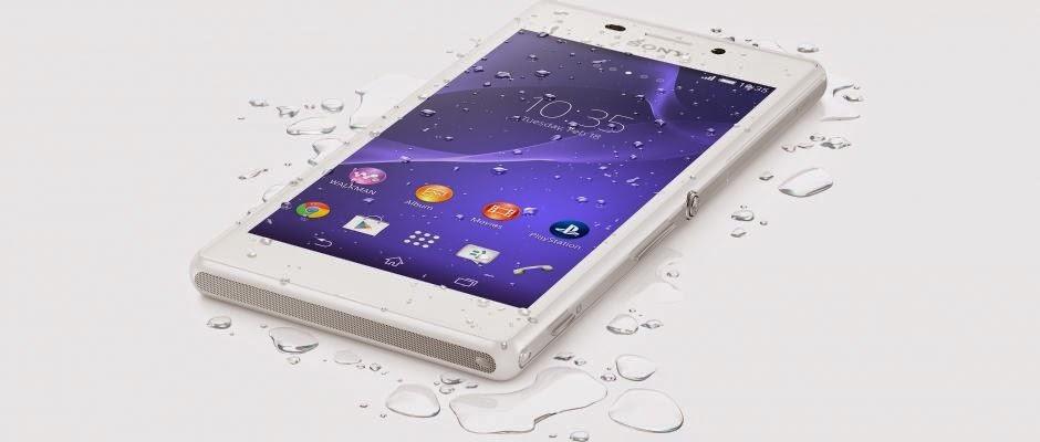Harga Dan Spesifikasi Sony Xperia M2 Aqua