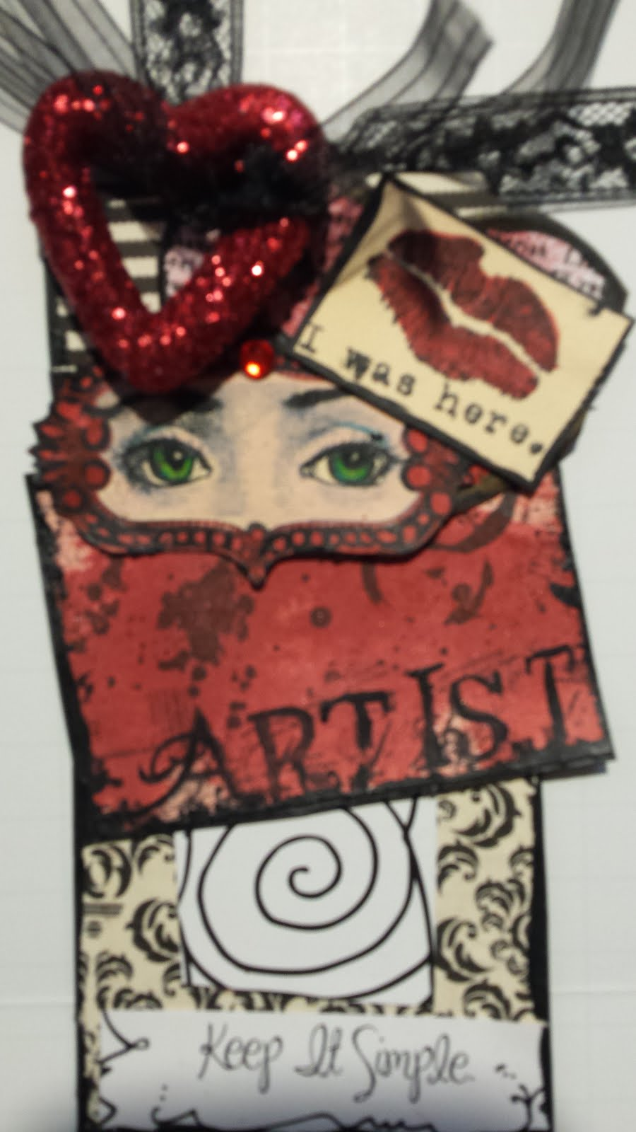 Stampers Anonymous swap and Canvas corp Brands Tutorial