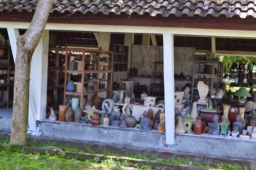 Pasar Seni Gabusan, wisata jogja, asik