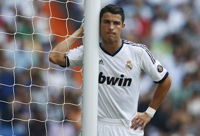 Cristiano Ronaldo is Sad HD Expression
