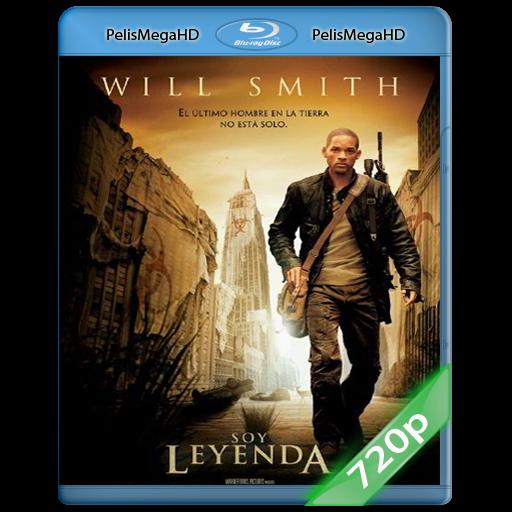 Soy Leyenda (2007) 720P HD MKV ESPAÑOL LATINO