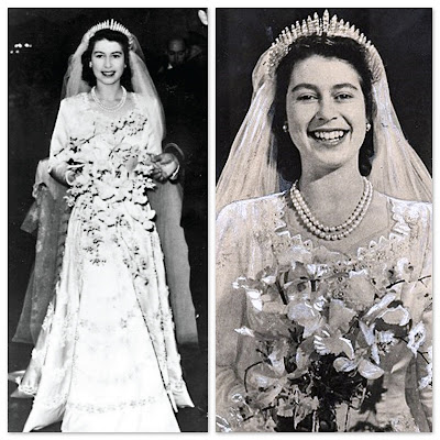 Wedding Dress on Gown Embroidered With Flowers And Some Pearls Granted A Dress Which