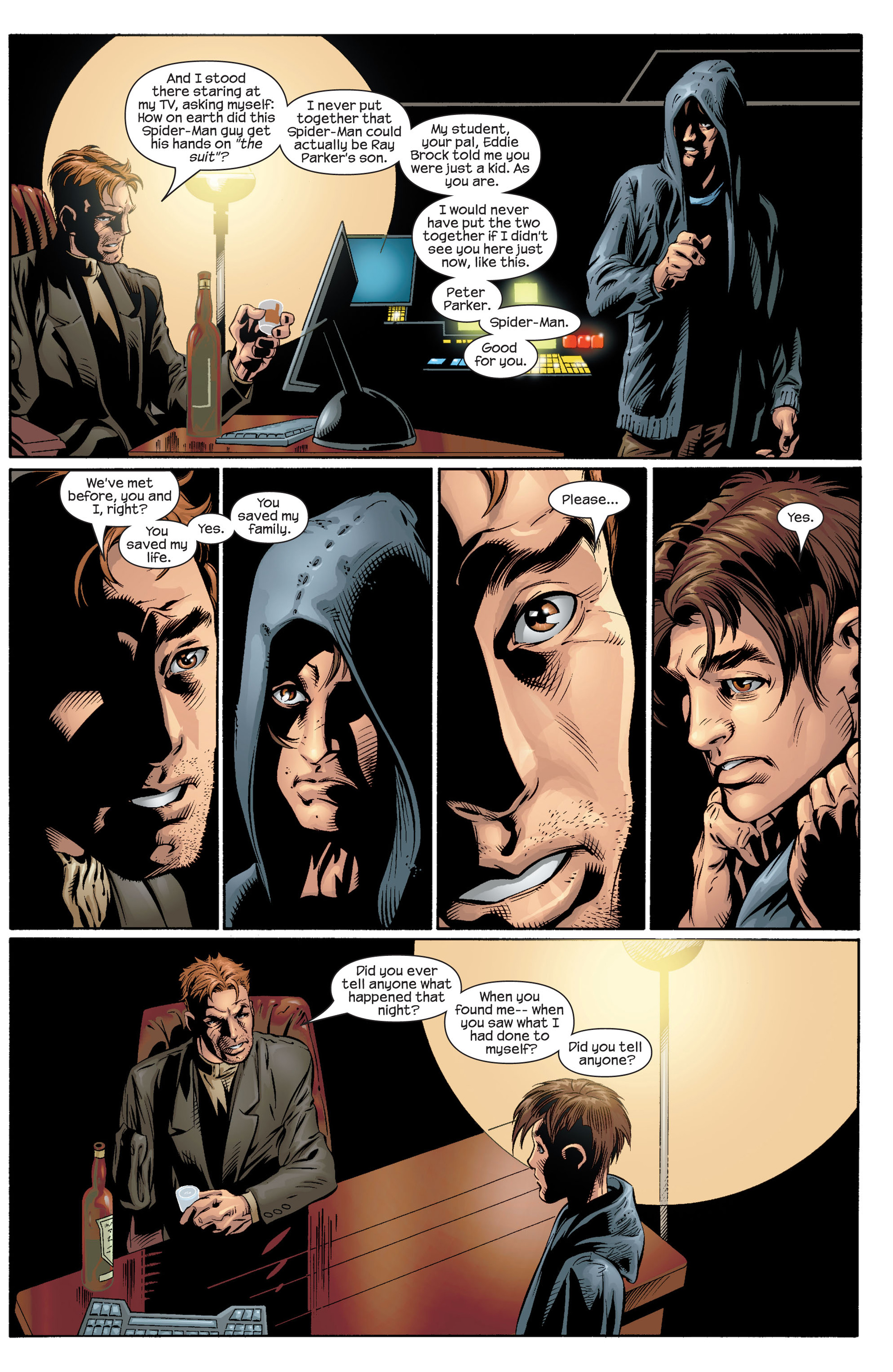 Ultimate Spider-Man (2000) Issue #39 #43 - English 18
