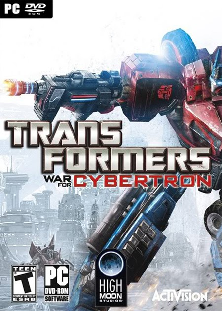 Transformers Fall of Cybertron-SKIDROW Skidrow