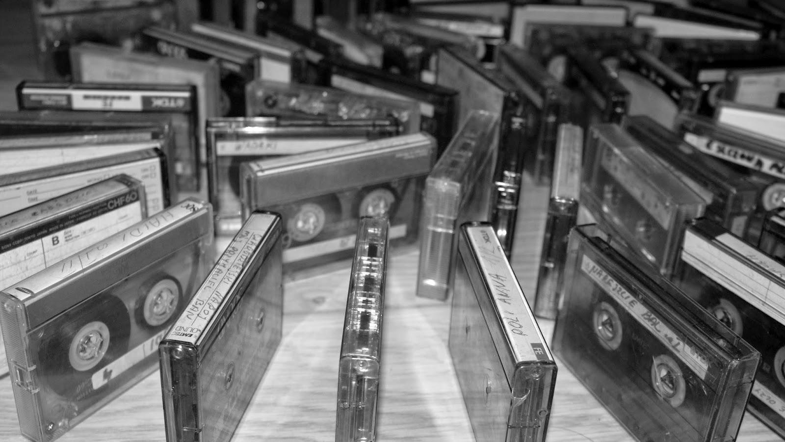 kasety magnetofonowe słuchowiska radiowe Radio Dzieciom