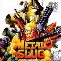 Metal Slug X Game 1