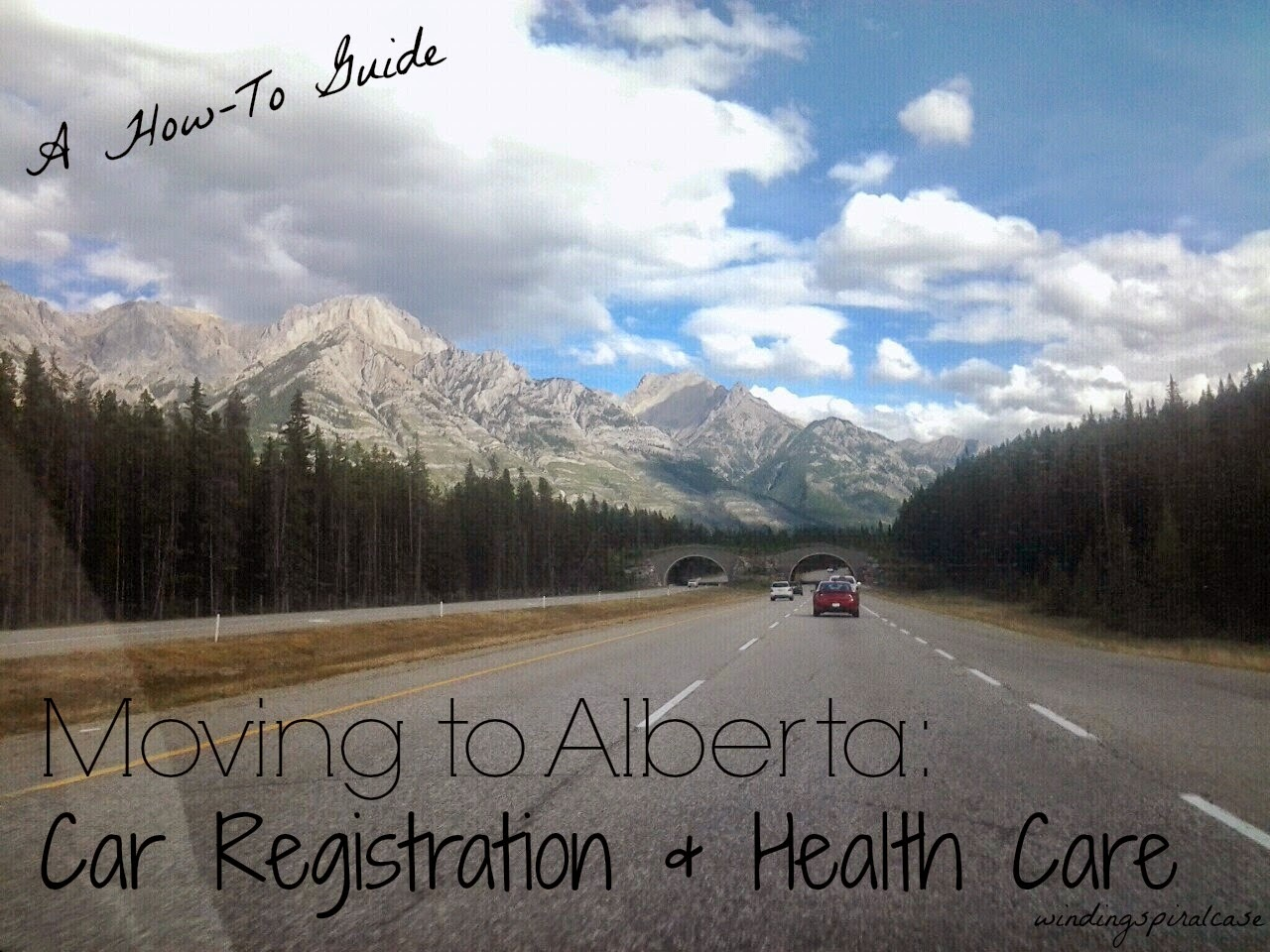 Moving Alberta How To Register Car and Health Care