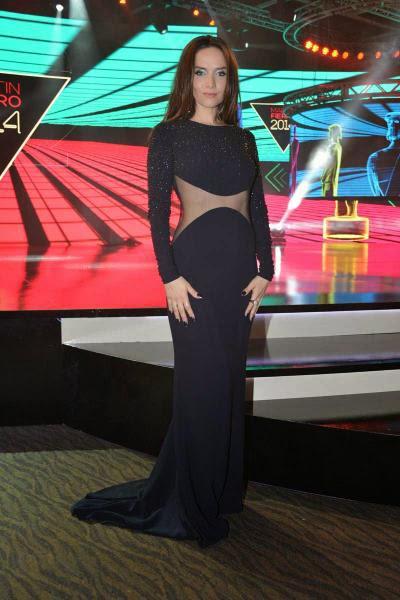 Natalia Oreiro Martin Fierro 2014