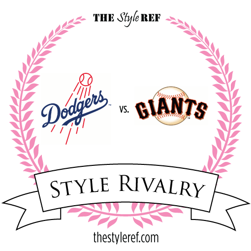 Style Rivalry: Dodgers vs. Giants