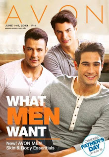 Avon Knows What Men Want