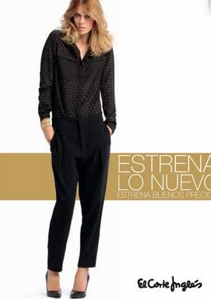 Catalogo de moda el corte ingles estrena lo nuevo 2013 catalogos digitales - El corte ingles catalogo digital ...