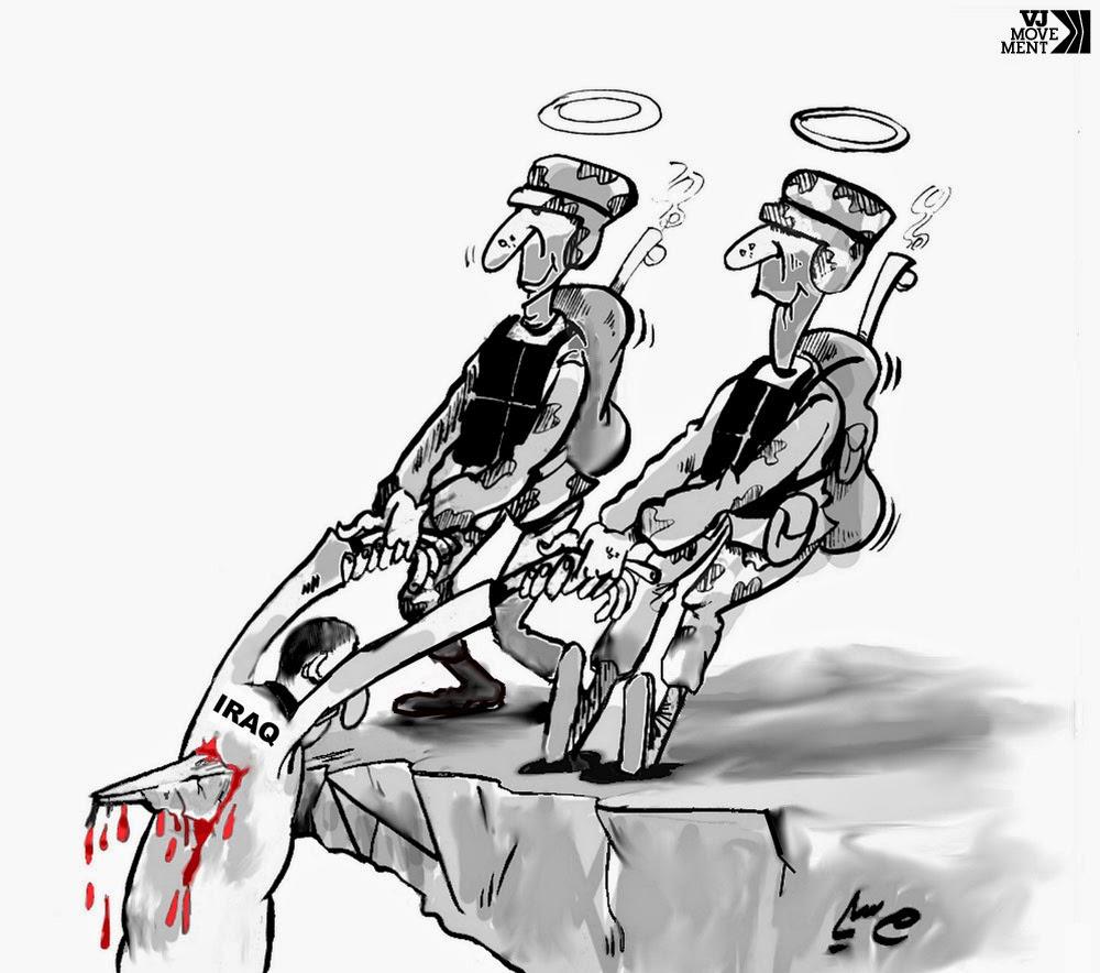 War real intentions Cartoon