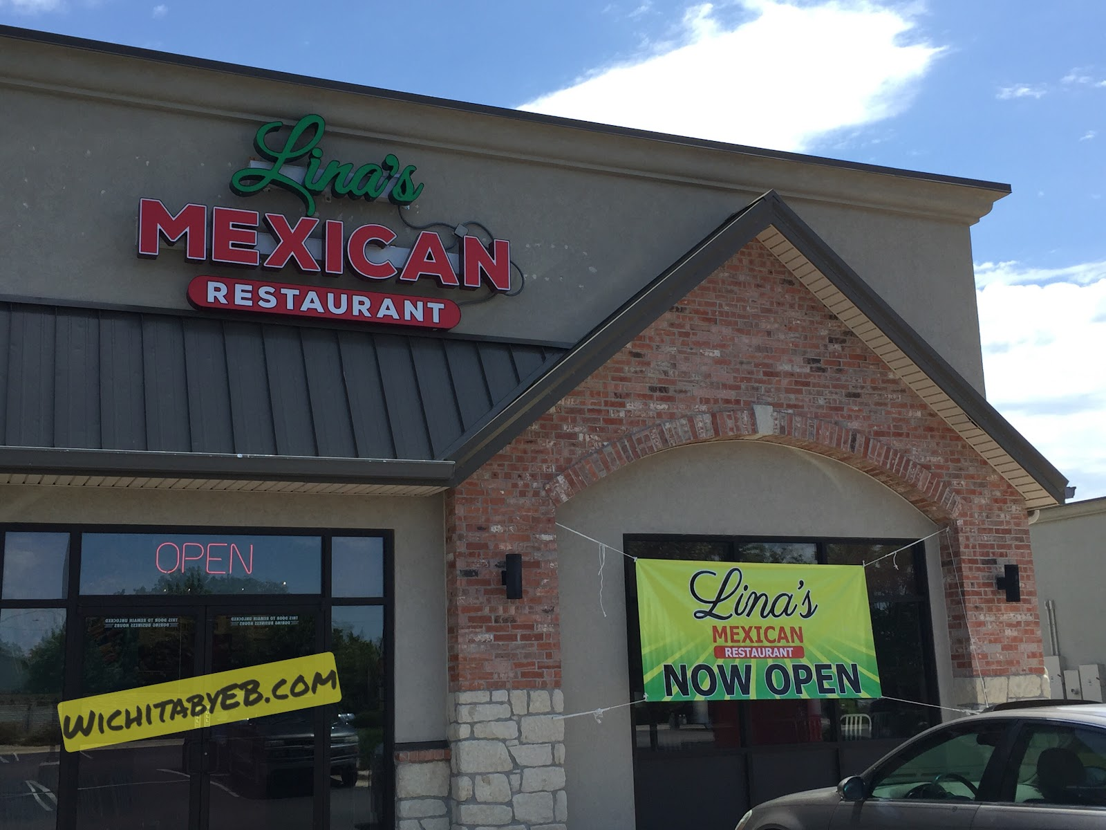 On Wednesday July 15 Lina S Mexican Restaurant Opened It Doors At 3570 N Woodlawn