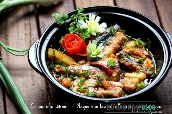 Cách làm món cá nục kho thơm ngon, hấp dẫn