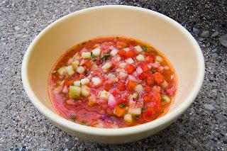 Gazpacho — photo courtesy of Paul Goyette (Creative Commons)