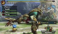 Monster Hunter 3 Ultimate (Zinogre)