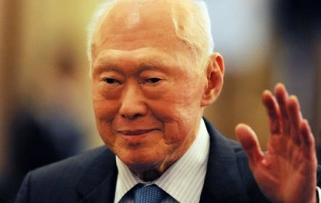 Lee Kuan Yew Meninggal Dunia 23 Mac 2015