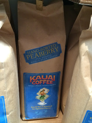 Make yourself a fresh cup of Kauai Coffee Company Peaberry Coffee in the morning