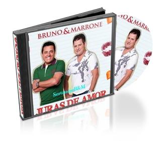 Download CD Bruno e Marrone Juras de Amor 2011