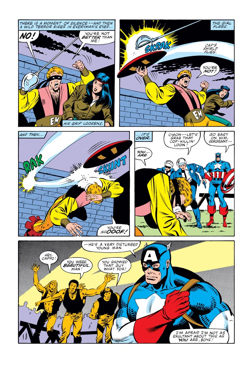 Captain America (1968) Issue #267 #182 - English 21
