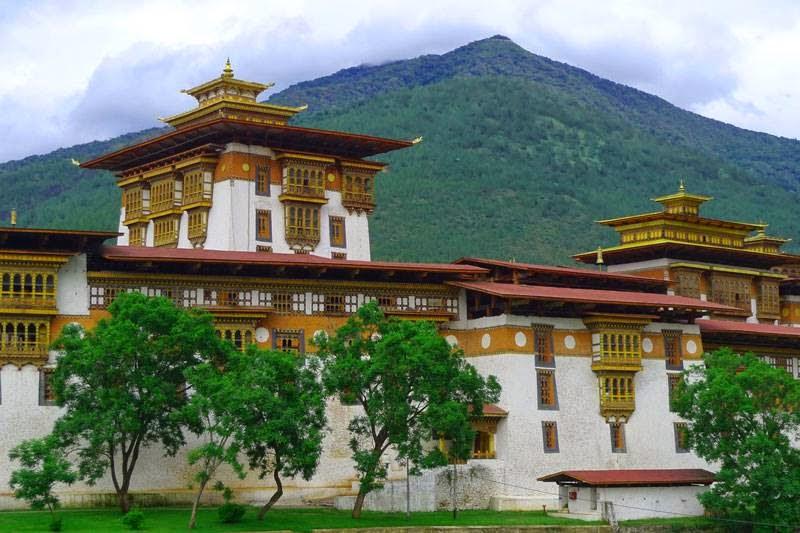 The Punakha Dzong, Punthang Dechen Phodrang