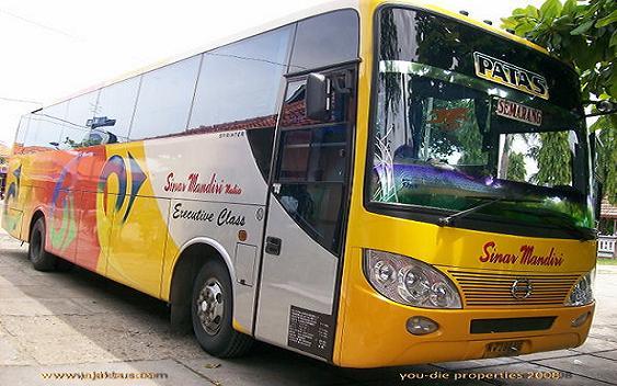 Bus Setia Terhadap Pelanggan Yang Butuh Waktu
