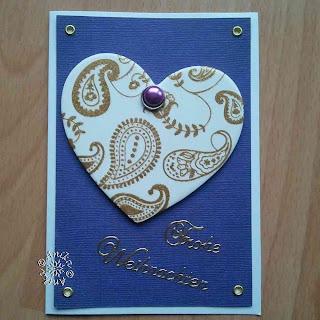 Anniek s krimskramspalast dezember 2011 - Aldi weihnachtskarten ...