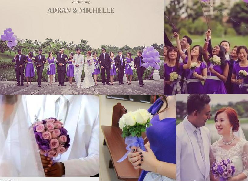 Malaysia online florist hummingbird florist puchong wedding adran michelle wedding junglespirit Choice Image