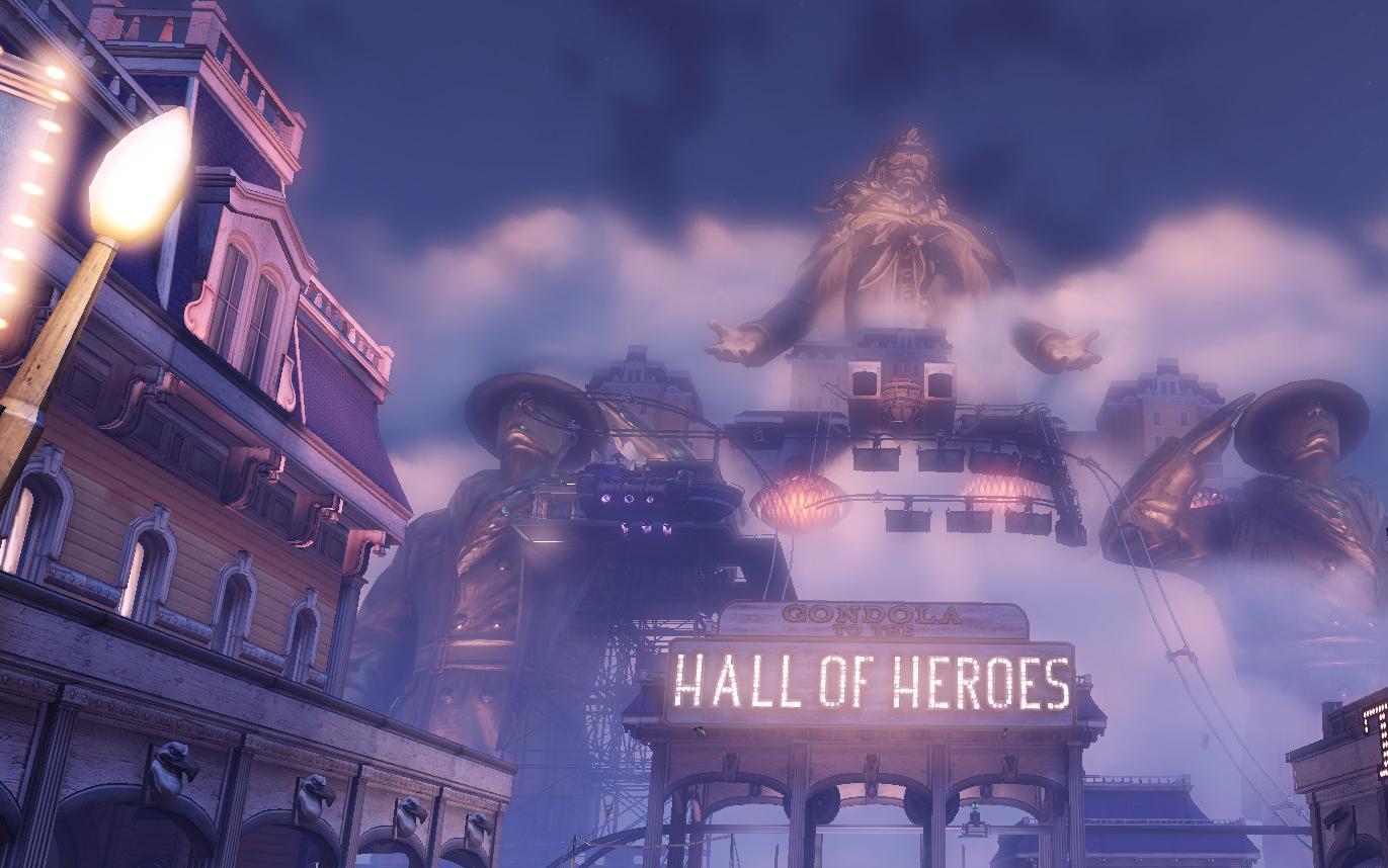 Gamer's Log Daily: Bioshock Infinite