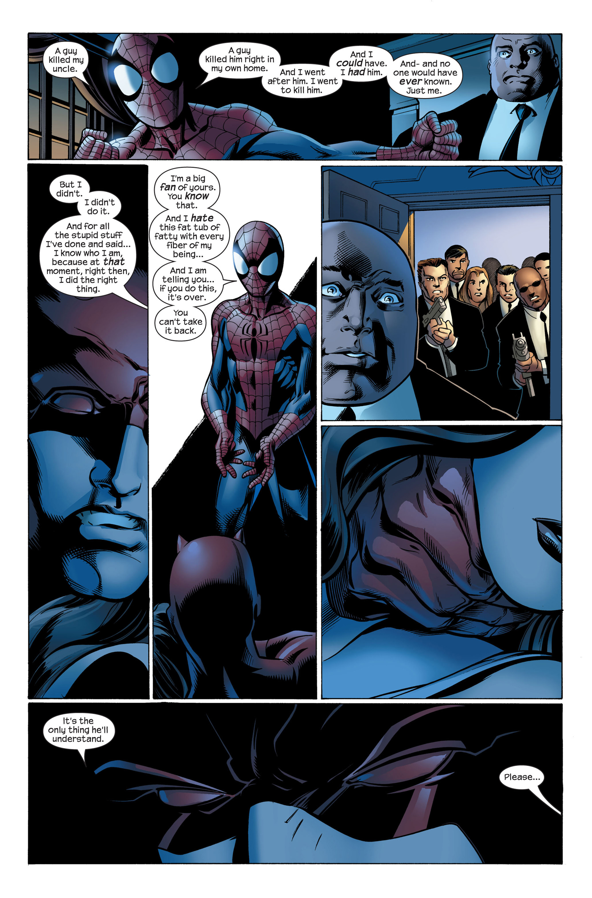 Ultimate Spider-Man (2000) Issue #110 #114 - English 15