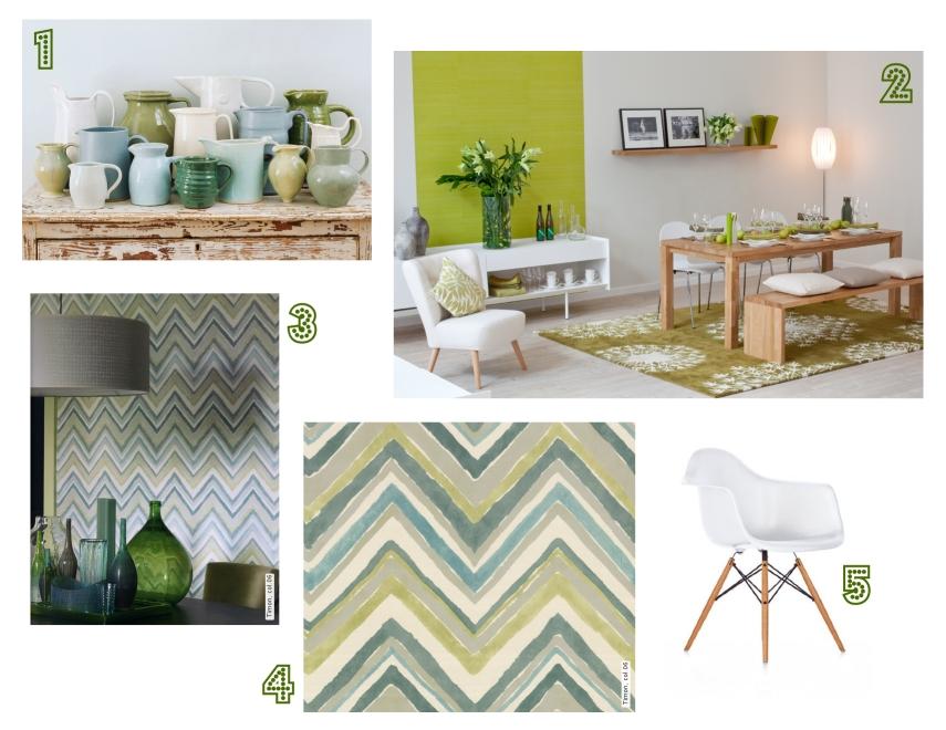 inside 9 b dining living room inspiration mood board green. Black Bedroom Furniture Sets. Home Design Ideas