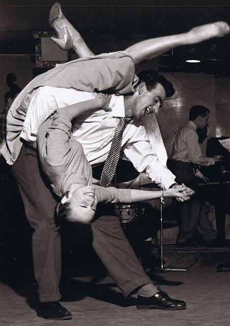 Lindy Hop #1950s #dancing #vintage #lindy #hop