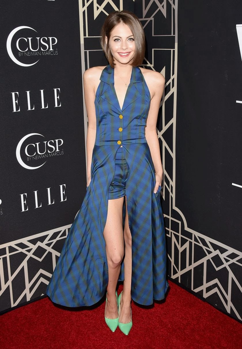 Willa+Holland+Spicy+Photos+(3) Fashion Model and Actress Willa Holland Spicy Photos at 5th Annual ELLE Women in Music Celebration