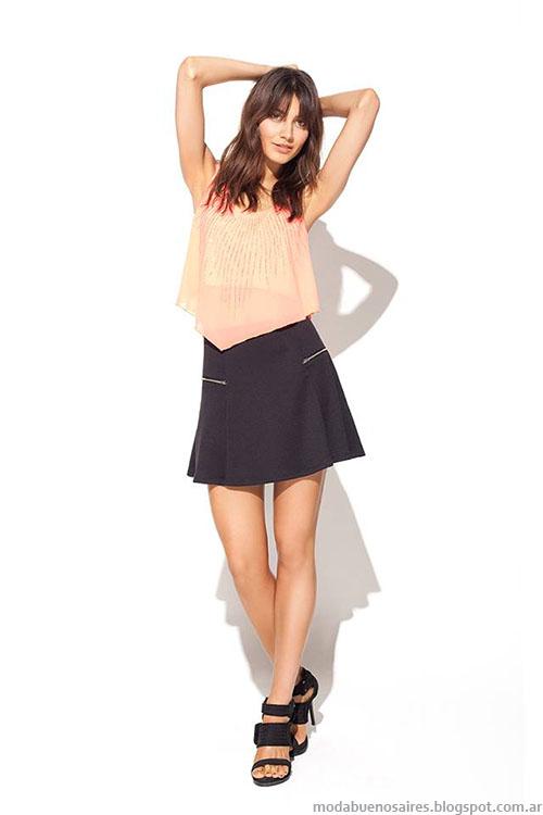 Mab primavera verano 2015 moda.