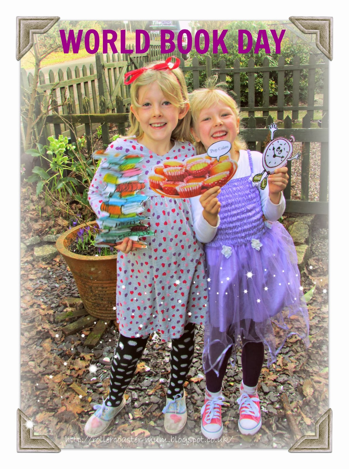 costumes for World Book Day