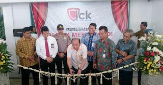 Indonesia Miliki Pabrik Mesin Sandi Pertama
