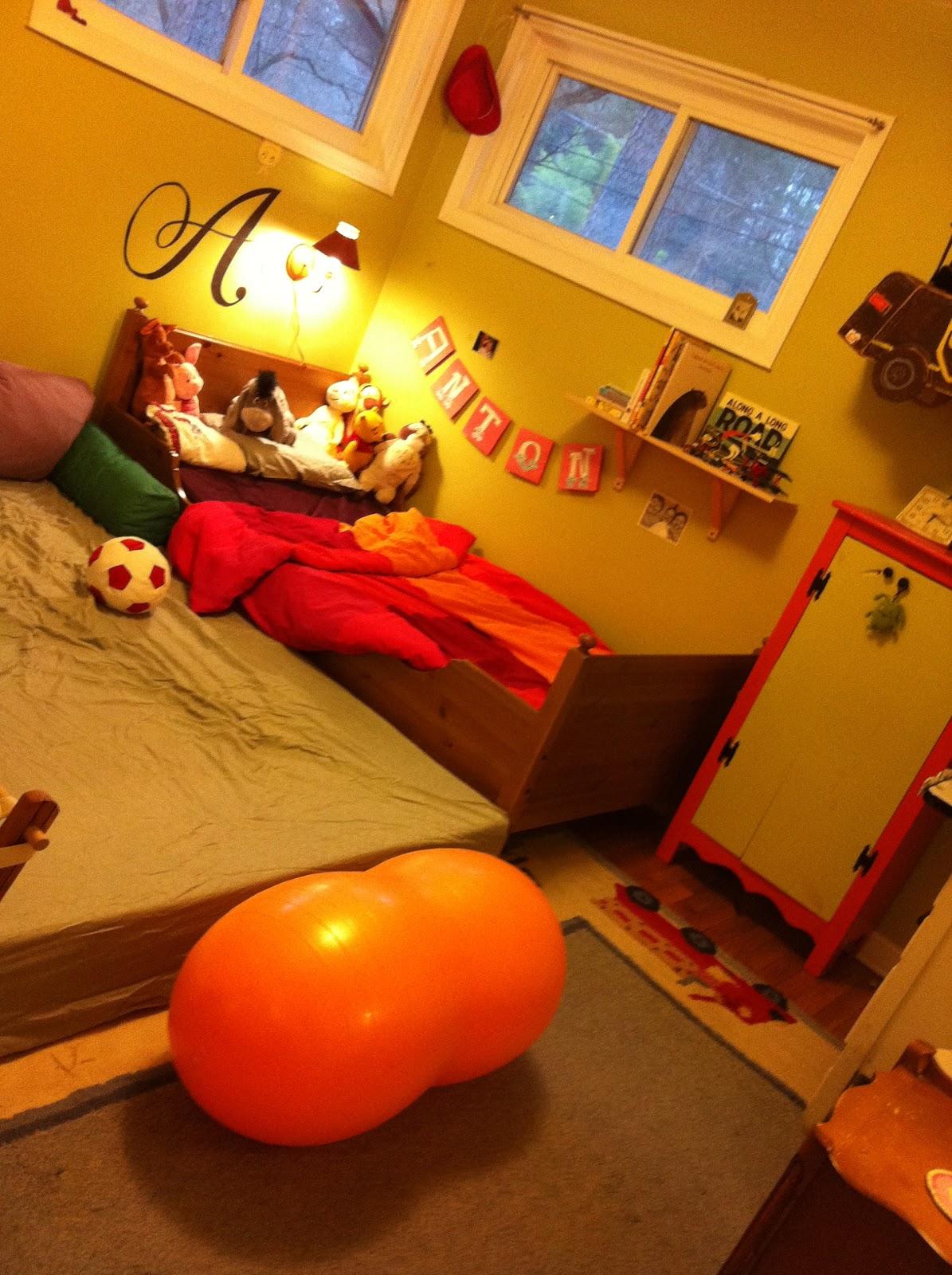 anne elser sensory bedroom