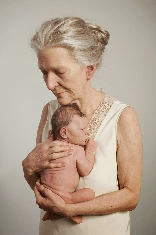 Sam Jinks hyper-realistic sculptures