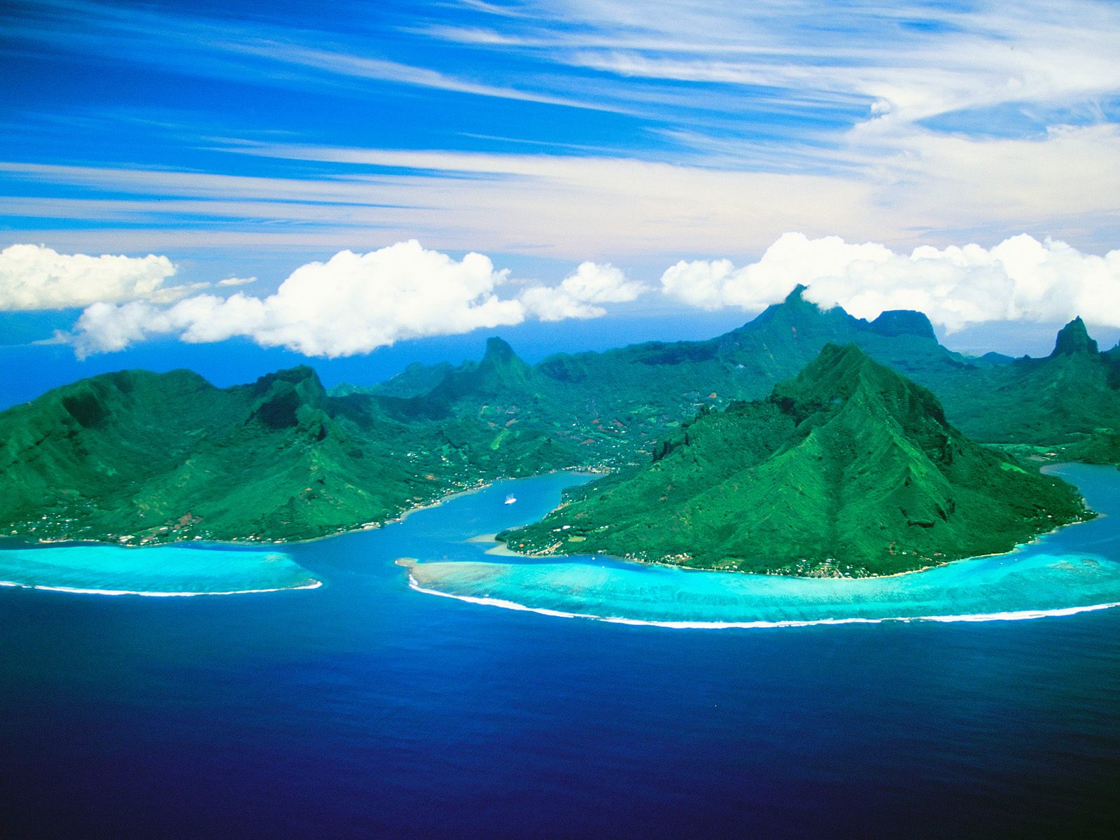 جزيرة موريا في فرنسا
