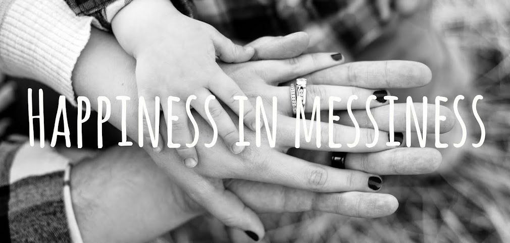 Happiness in Messiness