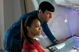 Spock and Uhura picture
